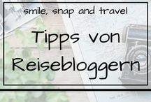 Tipps von Reisebloggern / Reiseinspirationen rund um die Welt verteilt: die schönsten Fotos, Tipps und Tricks über Wohnen, Essen, Natur und Reiseplanung von Travelbloggern
