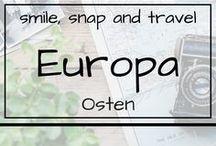 Europa | Osten / Urlaub in Russland, Estland, Lettland und anderen schönen Ländern. Reiseempfehlungen, Tipps und Infos für die Reise, Outdoor, Architektur, Natur, Sehenswürdigkeiten, Travelblog