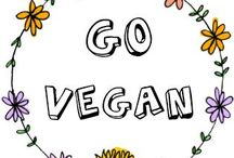 Veggie / Animal lover