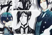 Black butler / everything related to the Black Butler/Kuroshitsuji series