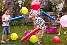 Bewegungsspiele für Kinder