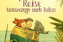 Kinderbücher/Kindergartenalter