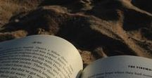 What's Your Beach Read? / What books are you taking to the beach this summer?