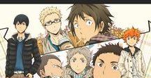 Haikyu!! / everything related to the Haikyu!! series