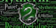 Slytherin / For all the Slytherin's from Hogwarts.