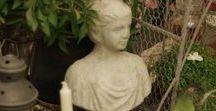ambiance jardin anglais ErikaV / Création d'ambiances décoratives autour du thème du Jardin Anglais - Romantique