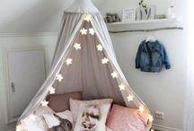 cute decor, diy, rooms