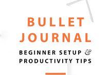 Bullet Journal Ideas / Bullet Journal Ideas   Bullet Journal Set Up   Bullet Journal Layouts   Bullet Journal Inspiration   Bullet Journal for Productivity
