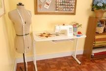 Saving up for a sewing desk... / Bookmarking sewing desks