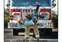 Firefighter October Wedding <3 10.24.15 / by Anna Marie