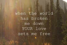 *Saved By Grace* / by Meredith Weible