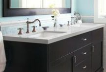H+E Counter Tops / These are counter top materials offered through H+E.