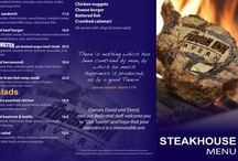 Plough Inn - Steakhouse Menus