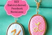DIY - Jewelry & Fashion / Any DIY tutorials related to jewelry-making, and sometimes other accessories too!