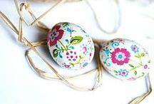 All for Easter / Food ,Crafts,Decor,Table Setting's specific to Easter / by Rebekah Ludeman