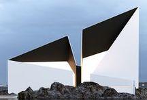 ARCHITECTURE + INSPIRATION / Architecture which inspire M+R Interior Architecture
