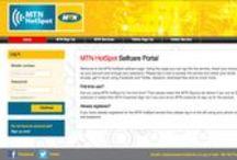 MTN Selfcare HotSpot Portal