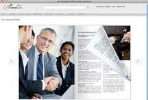Digital Online Flipbook / Travelcare Company Profile & Holiday Brochure