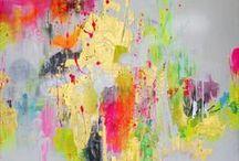 Abstract / by Catina jane Gray