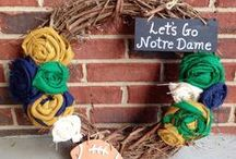 Notre Dame Love! / by Anna Marie