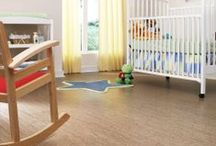 Cork Flooring at H+E / House+Earth supplies a number of different cork flooring products.
