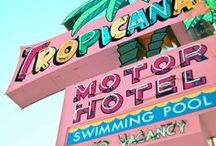 Vintage signage / by Catina jane Gray