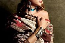 Native Tribal Knitwear