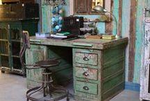 Furniture / Raw Materials Furniture
