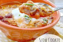 What a Crock(pot) Recipes / by Michelle Murray