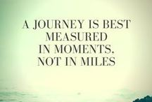 Slow Travel Quotes / Slow Travel: the essence of Slow Travel captured in beautiful quotes