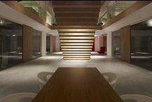 + STAIRS / Stairs designed and created by M+R interior architecture.
