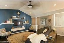 Living Room Ideas / Beautiful Living Room Inspiration!