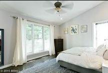 Bedroom Design / Beautiful bedroom spaces!