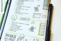 bujo/planner inspiration