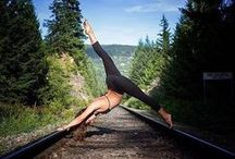 Yoga / Slow Travel and Yoga, a happy marriage