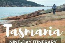Slow Travel Australia - NZ - Tasmania / Travel tips for Australia, New Zealand and Tasmania