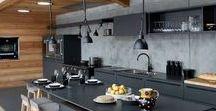 Kitchen / Mutfak ve Kiler düzenlemeleri, Depolama ve dekorasyon