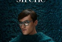 COLLECTION CASSINI Sirène / Sirène eyewear http://sireneeyewear.com/