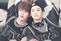 YoonJin / Jin... the only guy able to control SAVAGE SUGA