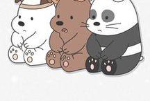 We Bare Bears ^^