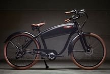 Wattitud Electric Vintage Bikes / Comfortable and powerful electric bikes with an old school feeling.