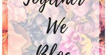 Together We Blog ~ Group Board / This is a group board for all niche types. You may post 3 times a day. If you would like added to the group follow the group and  myself at pinterest.com/hammersnailsandbandaids, then message me the email you use with Pinterest.