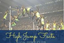 High Jump Facts