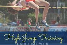 High Jump Training
