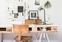 Organisation & Workspace