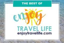 Best of Enjoy Travel Life / All the best Photography, Travel Stories, Inspiration, Beach Reads, Reviews, and Travel Tips from Jackie Gately | Enjoy Travel Life in one place. #enjoytravellife