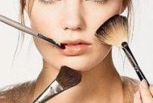 maquiagem | make-up / Make-up, skincare, beauty