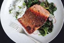 menu: lunch & dinner