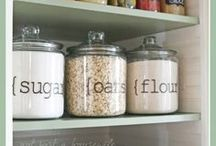 Organization/Cleaning / by Sarah Newton