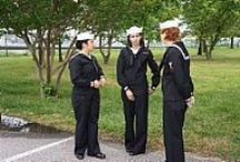 Navy Fashion / From the iconic Sailor in dress whites to the uniforms of the past, check out all Navy's style here!